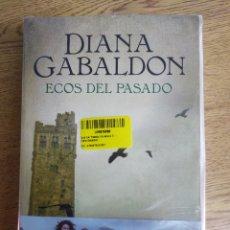 Libros: ECOS DEL PASADO - DIANA GABALDON. Lote 245502620