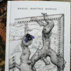 Libros: EL ABEJORRO. MANUEL MARTÍNEZ. Lote 252039725