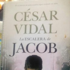 Libros: LA ESCALERA DE JACOB.NUEVO. Lote 252057780