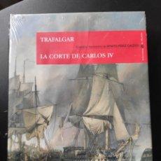 """Libros: LIBRO """"EPISODIOS NACIONALES: TRAFALGAR Y LA CORTE DE CARLOS IV"""" - GALDÓS. Lote 253256085"""