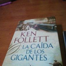 Libros: LA CAIDA DE LOS GIGANTES. Lote 253351710