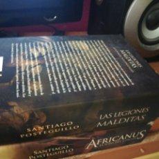 Libros: LOTE SANTIAGO POSTERGUILLO. Lote 253496070