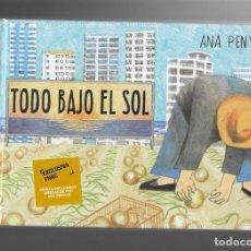 Libros: TODO BAJO EL SOL, ANA PENYAS, 2021. Lote 253783775