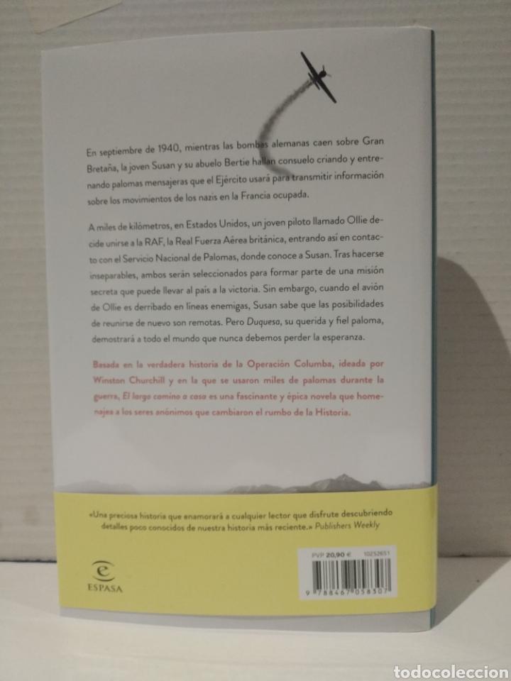 Libros: ALAN HLAD. El largo camino a casa. Tapa dura - Foto 2 - 257910555
