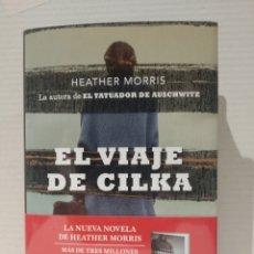 Libros: EL VIAJE DE CILKA HEATHER MORRIS. Lote 257910805