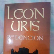 Libros: REDENCIÓN - LEÓN URIS. Lote 258054785