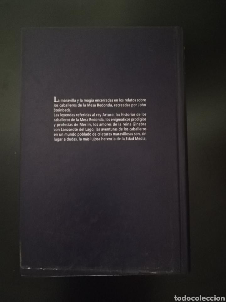 Libros: Los hechos del Rey Arturo Libro 1999 - Foto 2 - 262082300