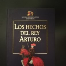Libros: LOS HECHOS DEL REY ARTURO LIBRO 1999. Lote 262082300
