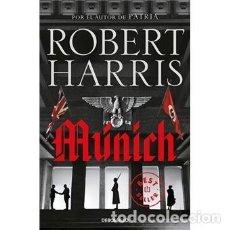 Libros: MUNICH - ROBERT HARRIS. Lote 267778654