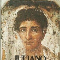 Libros: JULIANO EL APÓSTATA / GORE VIDAL.. Lote 268738134