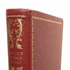 Libros: TRES NOVELAS VALENCIANAS POR VICENTE BLASCO IBÁÑEZ 1* EDICIÓN NUMERADA. Lote 275944933