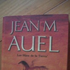 Libros: LOS HIJOS DE LA TIERRA. LOS REFUGIOS DE PIEDRA AUEL, JEAN M. MAEVA, 2005. Lote 276704788