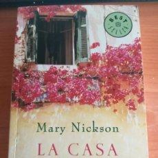 Libros: LA CASA VENECIANA. MARY NICKSON. Lote 278516878