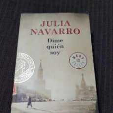 Libros: JULIA NAVARRO. DIME QUIÉN SOY.. Lote 284792553