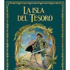 Libros: LA ISLA DEL TESORO. ROBERT LOUIS STEVENSON. Lote 287855858