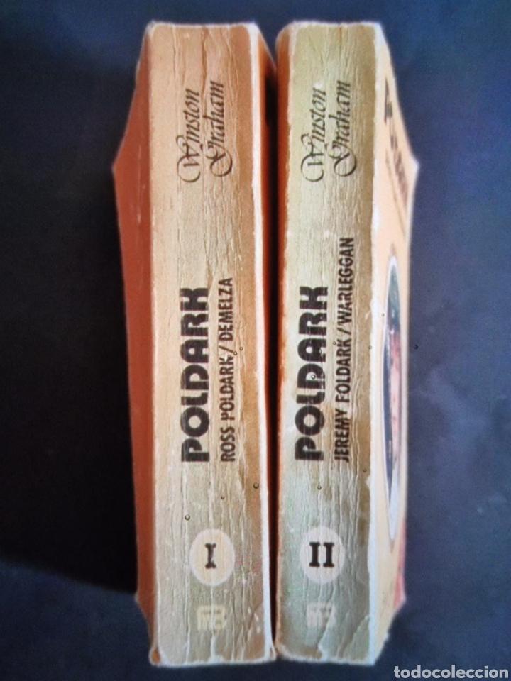 Libros: Poldark, partes 1 y 2, Winston Graham - Foto 2 - 288574773
