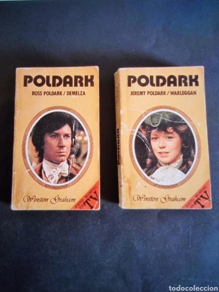 POLDARK, PARTES 1 Y 2, WINSTON GRAHAM (Libros Nuevos - Narrativa - Novela Histórica)