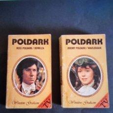 Libros: POLDARK, PARTES 1 Y 2, WINSTON GRAHAM. Lote 288574773