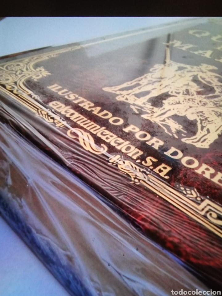 Libros: Libro,Don Quijote de la Mancha, ilustrado por Doré - Foto 5 - 288856808