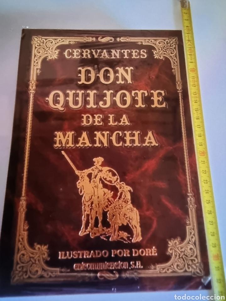 Libros: Libro,Don Quijote de la Mancha, ilustrado por Doré - Foto 6 - 288856808