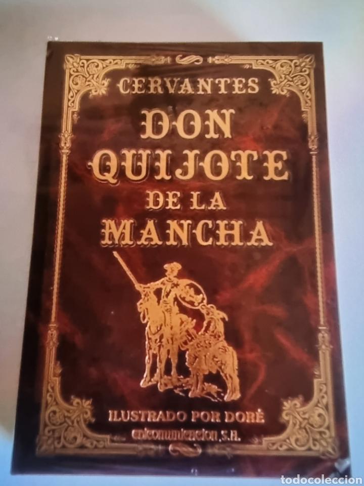 LIBRO,DON QUIJOTE DE LA MANCHA, ILUSTRADO POR DORÉ (Libros Nuevos - Narrativa - Novela Histórica)