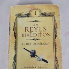 Libros: REYES MALDITOS,DE MSURICE DRUON. Lote 288970768