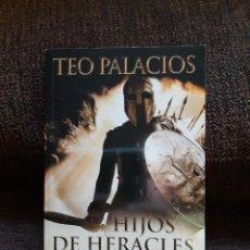 """Libros: """"HIJOS DE HERACLES. EL NACIMIENTO DE ESPARTA"""". Lote 293308118"""
