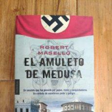 Libros: EL AMULETO DE LA MEDUSA. Lote 294577783