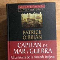Libros: PATRICK O'BRIAN - CAPITÁN DE MARÍA GUERRA UNA NOVELA DE LA ARMADA INGLESA. Lote 295275093