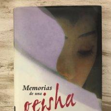 """Libros: LIBRO """"MEMORIAS DE UNA GEISHA"""" DE ARTHUR GOLDEN. Lote 295750418"""