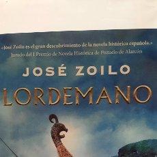 Libros: LORDEMANO DE JOSÉ ZOILO. Lote 295751448