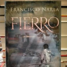 Libros: FRANCISCO NARLA. FIERRO .EDHASA. Lote 296900613