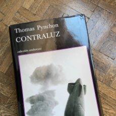 Libros: CONTRALUZ - THOMAS PYNCHON - TUSQUETS (2010) ENVÍO GRATIS. Lote 296909303