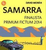 NARRATIVA. NOVELA. SAMARRA - DAVID MORÁN (Libros Nuevos - Literatura - Narrativa - Novela Negra y Policíaca)
