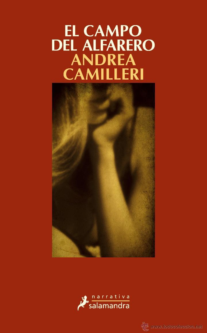 NARRATIVA. POLICIACA. EL CAMPO DEL ALFARERO - ANDREA CAMILLERI (Libros Nuevos - Literatura - Narrativa - Novela Negra y Policíaca)