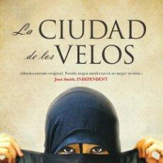 Libros: NARRATIVA. POLICIACA. LA CIUDAD DE LOS VELOS - ZOË FERRARIS. Lote 44745640