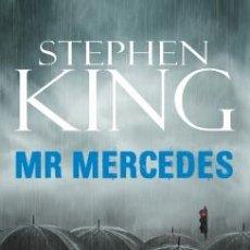Libros: NARRATIVA. POLICIACA. MR. MERCEDES - STEPHEN KING (CARTONÉ). Lote 46130294