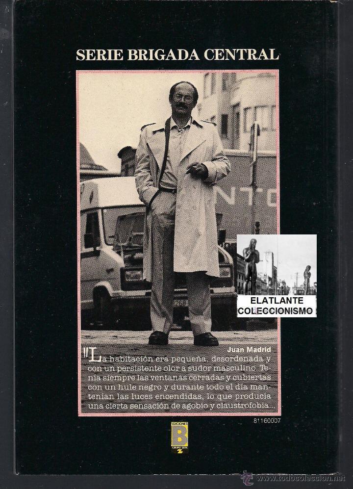 Libros: EL ANGEL DE LA MUERTE - JUAN MADRID - NOVELA NEGRA - AGOTADO - NUEVO - Foto 2 - 46162068