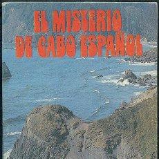 Libros: ELLERY QUEEN: EL MISTERIO DE CABO ESPAÑOL. TRADUCCIÓN: MIGUEL GIMÉNEZ SALES. Lote 47958297