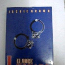 Libros: JACKIE BROWN - DE ELMORE LEONARD - GRANDES BEST.SELLERS. Lote 50989594