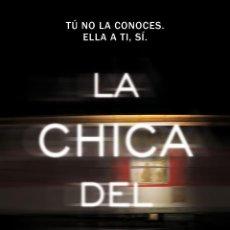 Libros: NARRATIVA. POLICIACA. LA CHICA DEL TREN - PAULA HAWKINS (CARTONÉ). Lote 51619069