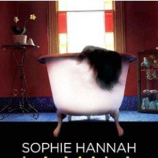 Libros: NARRATIVA. POLICIACA. LA MALA MADRE - SOPHIE HANNAH. Lote 52389180