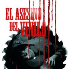Libros: ALFREDO BENEDÍ : EL ASESINO DEL VINILO (STI EDICIONES, COL. ET CETERA, 2015). Lote 53057112