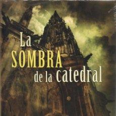 Libros: LA SOMBRA DE LA CATEDRAL DE MILOS URBAN - EDICIONES B (PRECINTADO). Lote 53380108