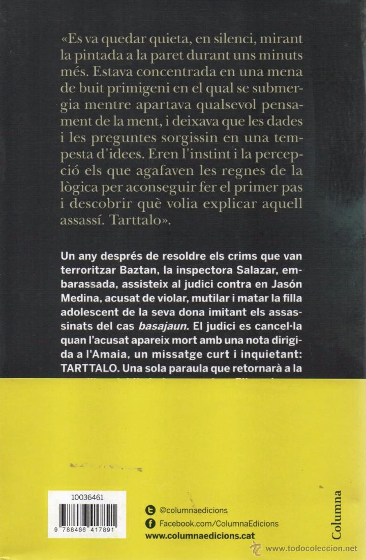 Libros: EL LLEGAT DELS OSSOS de DOLORES REDONDO - COLUMNA EDICIONS, 2013 (NUEVO) - Foto 2 - 222269066