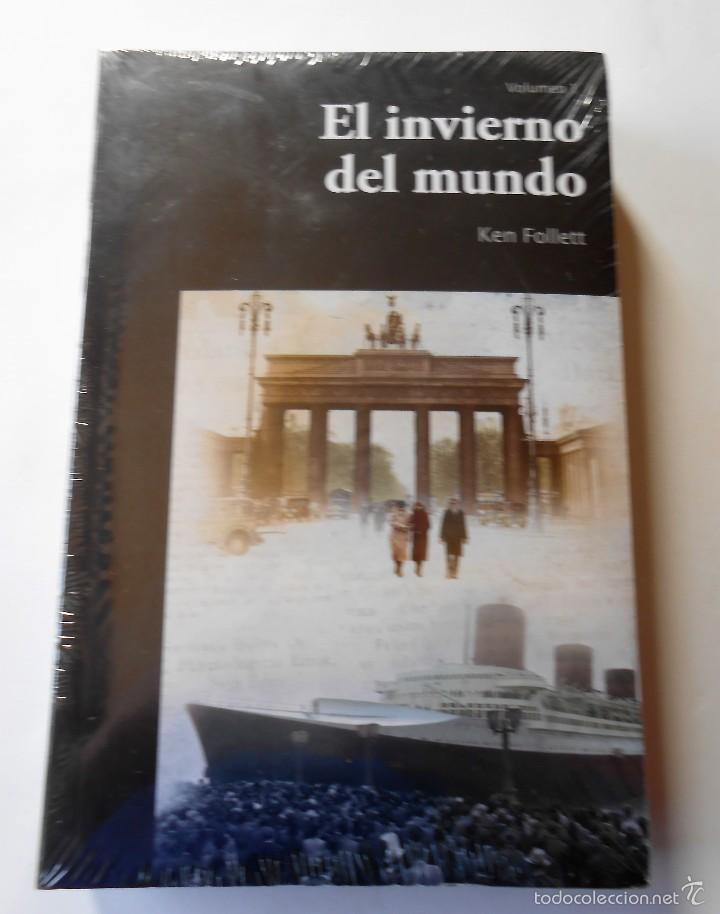 EL INVIERNO DEL MUNDO KEN FOLLET VOLUMEN 1 (Libros Nuevos - Literatura - Narrativa - Novela Negra y Policíaca)