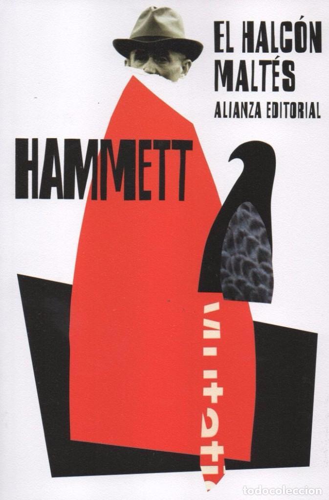 EL HALCON MALTES DE DASHIELL HAMMETT - ALIANZA EDITORIAL, 2014, BOLSILLO (NUEVO) (Libros Nuevos - Literatura - Narrativa - Novela Negra y Policíaca)
