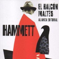 Libros: EL HALCON MALTES DE DASHIELL HAMMETT - ALIANZA EDITORIAL, 2014, BOLSILLO (NUEVO). Lote 87445808