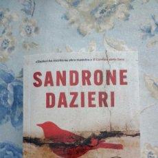 Libros: NO ESTÁ SOLO, DE SANDRONE DAZIERI. Lote 88853236
