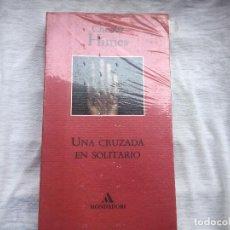 Libros: UNA CRUZADA EN SOLITARIO. CHESTER HIMES. Lote 88901064